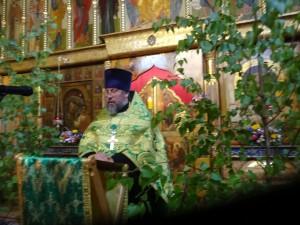 проповедь о. Иоанн