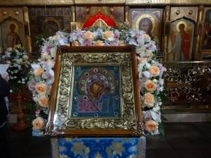 Икона Казанской П.Б.-1