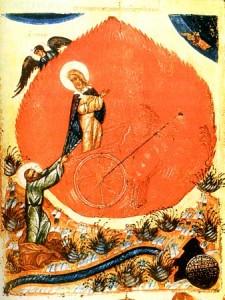 восхождение Илии