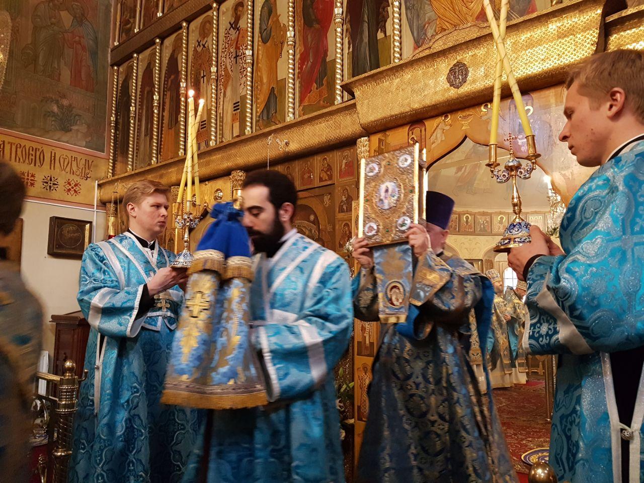 О подарках церкви от прихожан